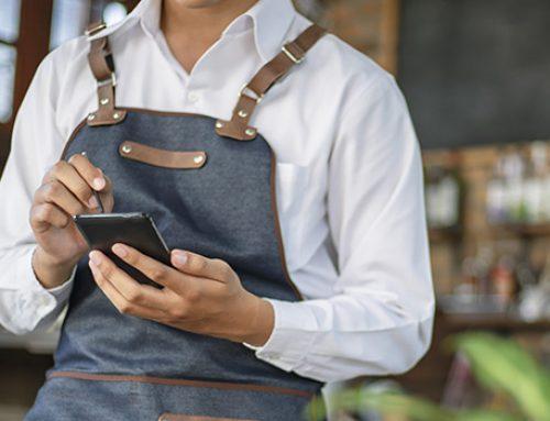 Il palmare in un ristorante è utile per i camerieri: pro e contro